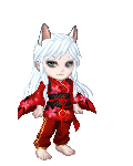 the lil white tiger neko