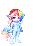 Im Rainbow Dash 's avatar