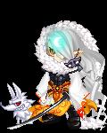 Fire Demon Kunai