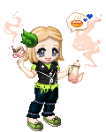 blonde dark_green_fairy's avatar