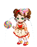 Rainbow Candy Kid