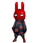 A Red Rabbit
