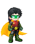 Damian al Ghul Wayne's avatar