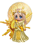 Sunlit Angel