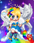 Rainbow Bright White