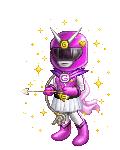 Pink G-Team Ranger