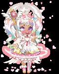 Elegant sakura-tea