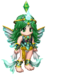 The Goddess Palutena