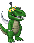 Reptar king of dinosaurs