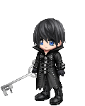 Xion the Forgotten Nobody