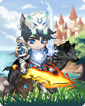 Bluestar werewolf knight
