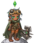 lilshewolf07-Black wolf's avatar