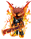 chaosflame the pyro