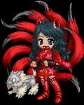 Kira the half wolf demon