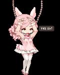 pink lollipop bunny