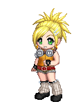 Thief Rikku of FFX-2