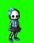 Miss Blue Bones