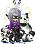 Mrs Panda Hat