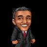 Mr President Barack Obama's avatar
