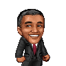 Mr President Barack Obama's avatar