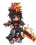 Fire-wolf-ninja