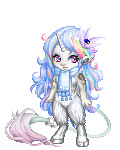 Rainbow Unicorn Sayuri