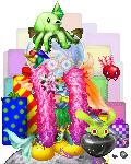 Fluffy Octo
