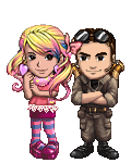 [NPC] Mirai and Barrett