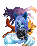 Luna Aurora foxwolf