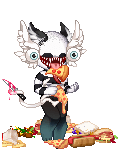 Unhinged Pizza Monster