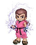 Dan Hibiki of the Saikyo