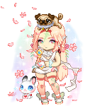 Rainbow Cotton Candy Kid's avatar