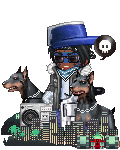 S-K Pimpin Blue Man