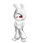 The Original Albino Bunny