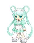 Minty Kitten x