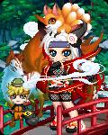naruto ninja centerfold