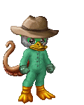 Agnt- Perry The Platypus's avatar