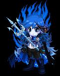 Metal Blue Lightning