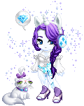 Miss Rarity Belle