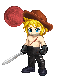 Cloud W Strife