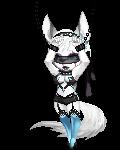 White Fennec Fox