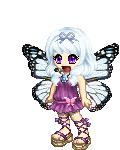 Violet Sky Butterfly