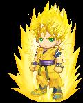 Goku The Saiyan Hero