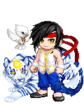 Ray Kon White Tiger