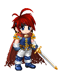 Sword Of Seals Roy