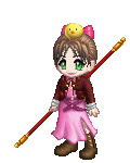 Aerith Cetra Flower Girl