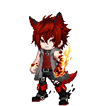 Red The Fire Wolf