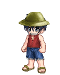 Monkey D. Luffy Mugiwara