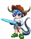Blue Maverick Hunter X
