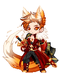 Fyre the Fox Demon